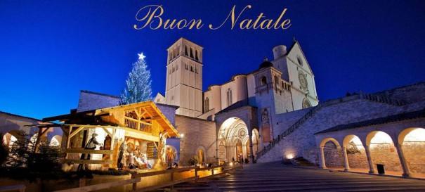 Natale in Umbria, ad Assisi