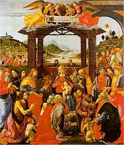 Offerta Epifania in Assisi
