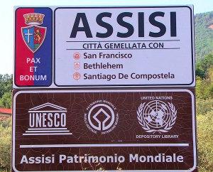 Sulle Orme di Francesco d' Assisi - soggiorno e cena