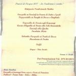 Pranzo Pasquale - La tradizione é Servita