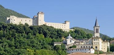 Accommodations in Spoleto