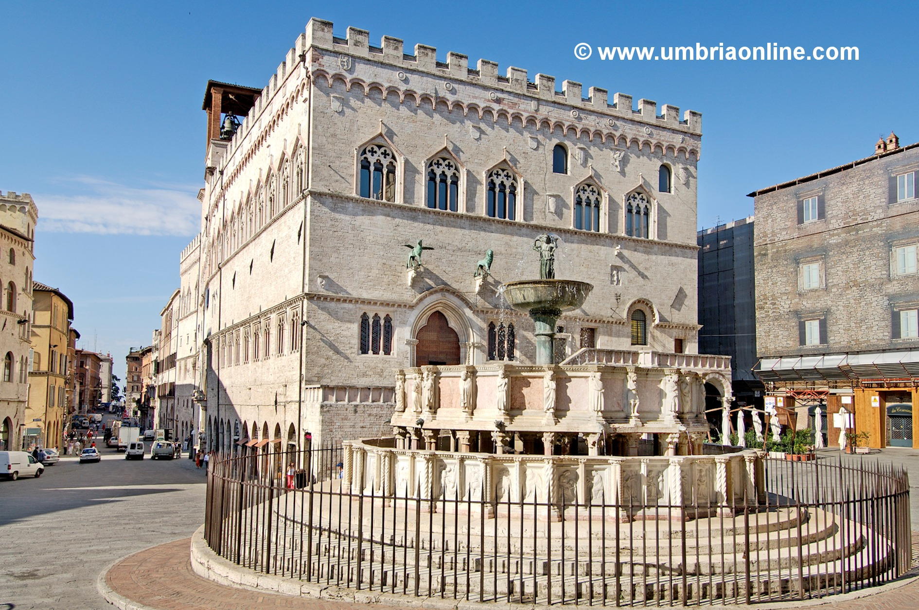 Gubbio area umbria online alloggi for Arredare milano piazza iv novembre