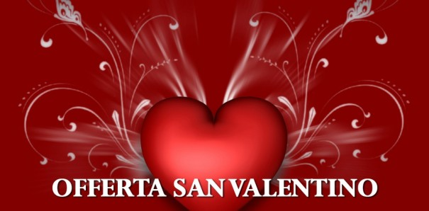 Offerta Week end di San Valentino