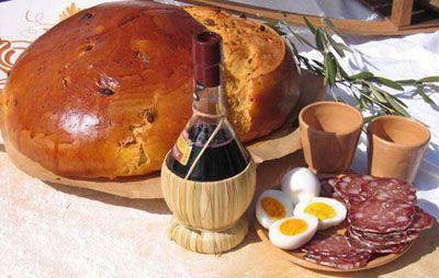 Pranzo Pasquale della Tradizione Umbra.