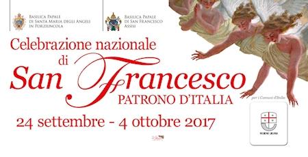 San Francesco Patrono d'Italia - Offerte Speciali