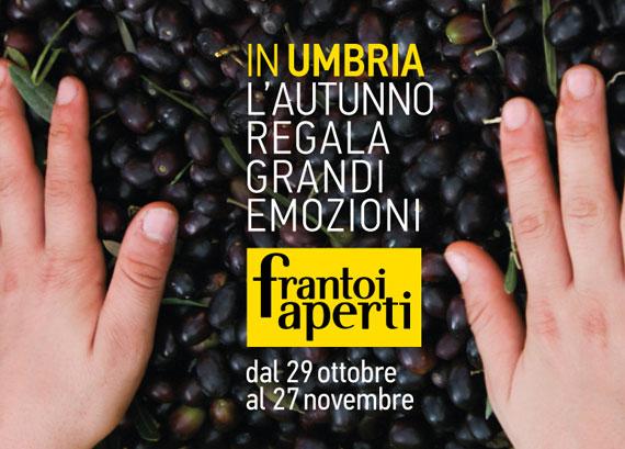 Frantoi Aperti ad Assisi ed in tutta l'Umbria