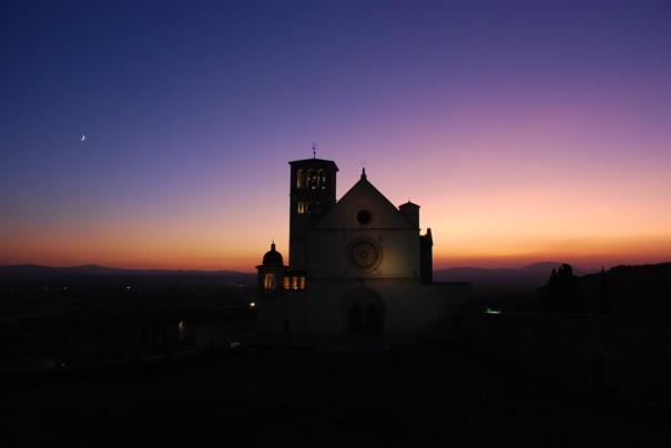 Basilica di San Francesco Assisi - Orari SS Messe