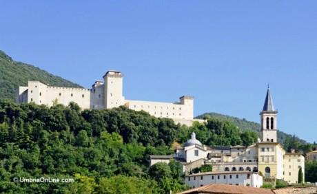 Rocca Albornoziana di Spoleto