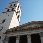 Torre Campanaria e Tempio Minerva