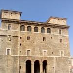 Palazzo Spada nel centro di Terni